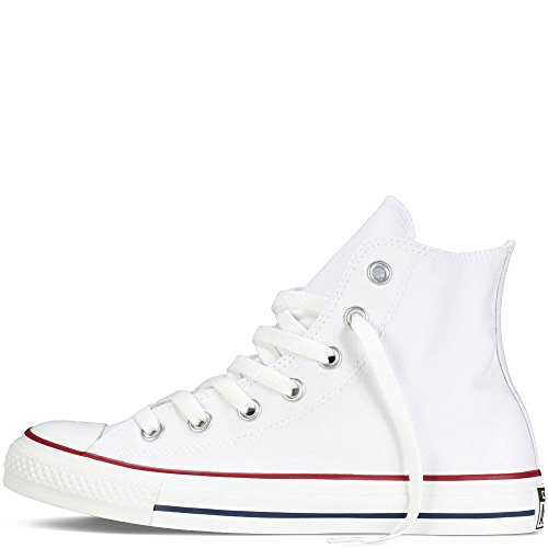 Converse Chuck Taylor All Star Speciality Hi - Botines de lona unisex blanco (Optical White)