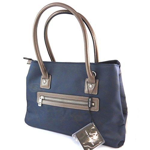 Bag designer Ted Lapidusfantasia marino (2 scomparti)- 34x26.5x17 cm.