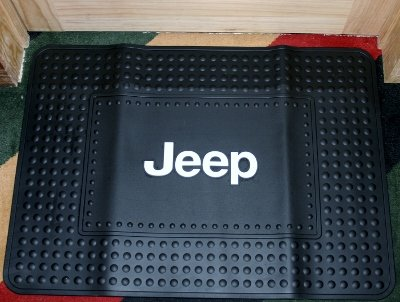 Diesel Power Plus Jeep Cargo Mat 24.5