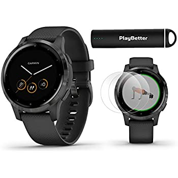 Amazon.com: Garmin Venu, GPS Smartwatch with Bright ...