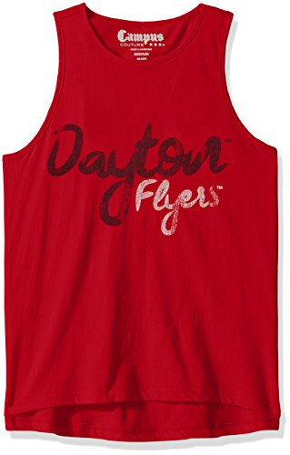 (Original Retro Brand Adult Womens Racer Tank, Red, Small)