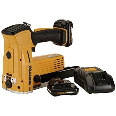 BOSTITCH DSC-3219 Cordless Carton Closer with 1-1/4-Inch Crown