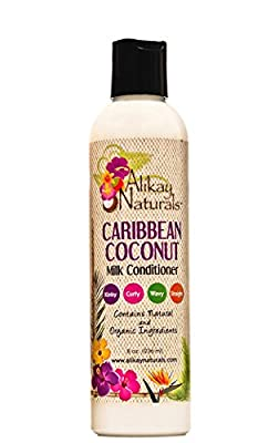 Alikay Naturals  Caribbean Coconut Milk Conditioner - 8 ounces