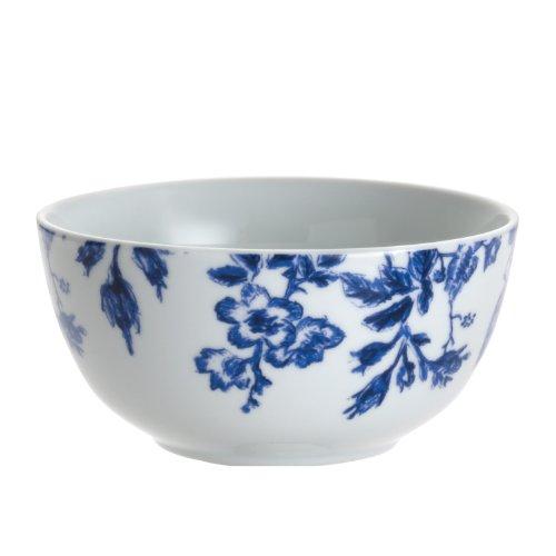 Dinnerware Tatnall Street 4-Piece Cereal Bowl Set, Bluebell ()