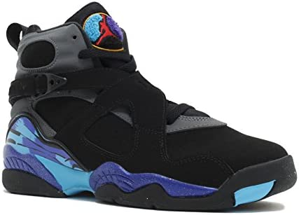 Air Jordan 8 Retro Bg (Gs) 'Aqua 2015' - 305368-025 - Size 6 ...