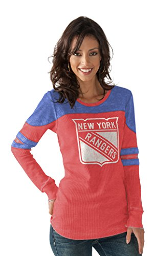 Touch by Alyssa Milano Hat Trick Thermal, LRG, Red/Royal