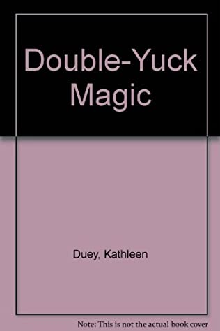 book cover of Double-Yuck Magic