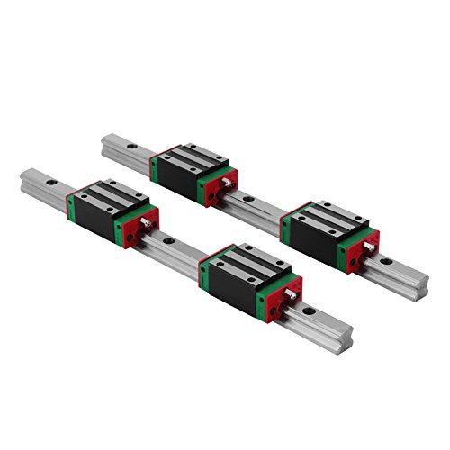 heavy duty linear guide rails