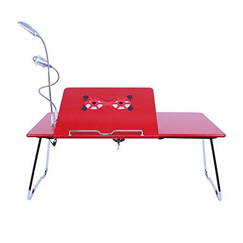 JINSHENG Cama portatil Laptop Laptop Bed Rack de Refrigeracion ...