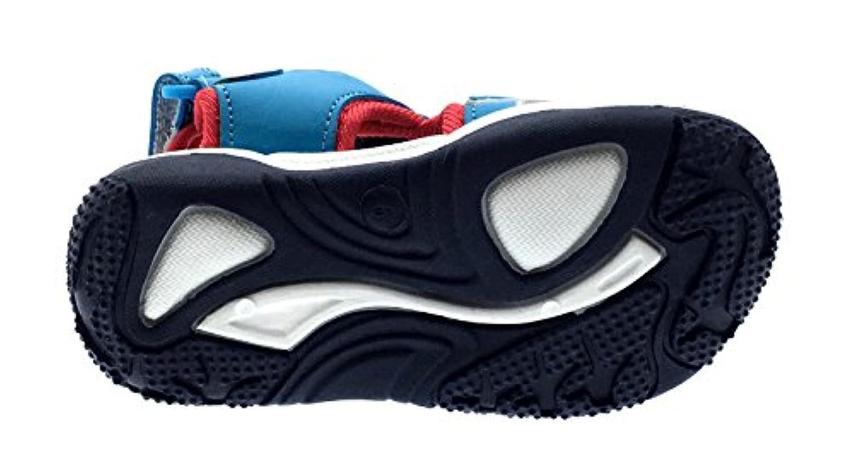 Thomas The Tank Engine Boys Fully Adjustable Velcro Sports Sandals Kids Size UK 5-10