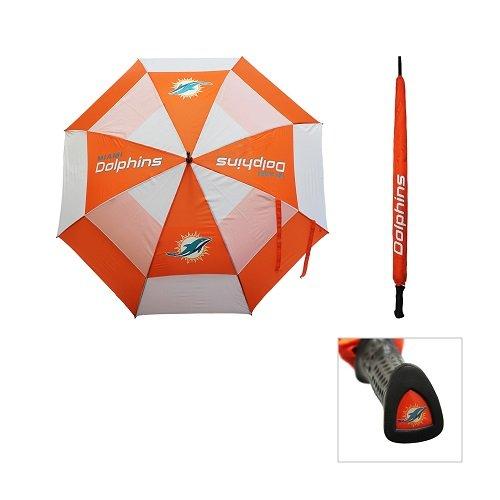 Dolphin Umbrella - Team Golf NFL Miami Dolphins Golf Umbrella