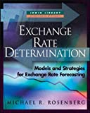 img - for Exchange Rate Determination: Models and Strategies for Exchange Rate Forecasting (McGraw-Hill Library of Investment and Finance) book / textbook / text book