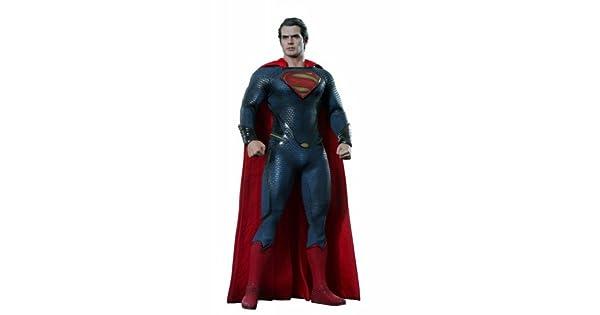 Amazon.com: Hombre de Acero: Superman Película Masterpiece ...