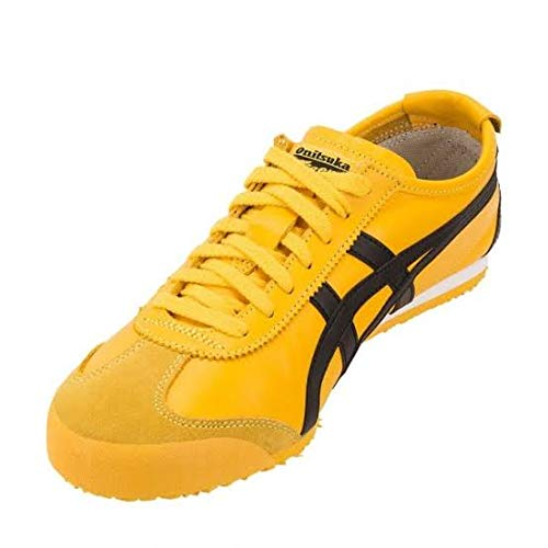 tiger asics yellow