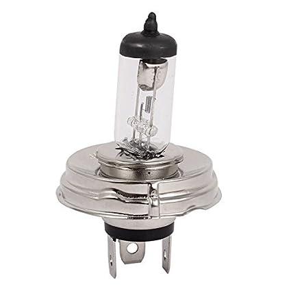 DealMux H4 12V 60W 55W Branco Quente halogênio Foglight Lâmpadas