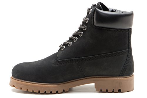 Red tape Hommes Buckland Noir Casual Boot