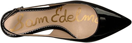 black Ludlow Edelman Women's patent Sam Pumps pIzYSpq