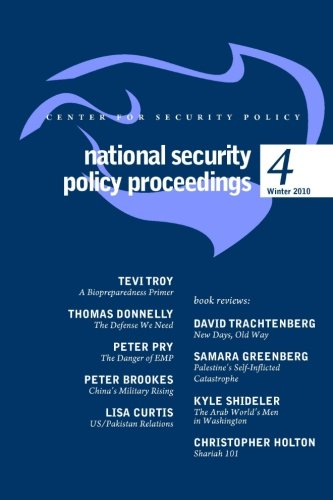 National Security Policy Proceedings: Winter 2010