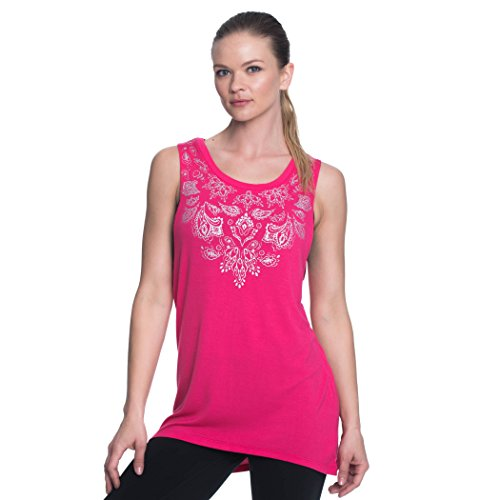 Gaiam Women's Graphic Active Crewneck Tank Top - Yoga for sale  Delivered anywhere in USA