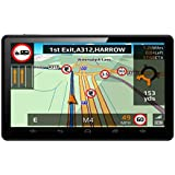 "Aguri Motorhome & Caravan RV520 DVR 5"" Motorhome and Caravan Sat Nav with Built-in Dash Cam, Wi-Fi and UK & European mapping."