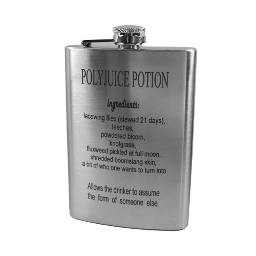 Harry Potter Polyjuice Potion Flask