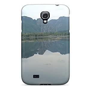 Hot Design Premium SRdjUqF4892cwQGO Tpu Case Cover Galaxy S4 Protection Case(beatifull Lake Macedonija)