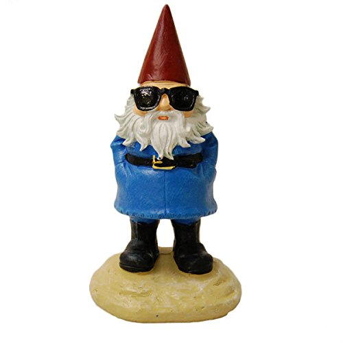 "Travelocity 8"" Sunglass Roaming Gnome"