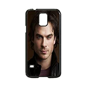 Ian Somerhalder Custom Image Case, Diy Durable Hard Case Cover for Samsung Galaxy S5 I9600, High Quality Plastic Case By Argelis-Sky, Black Case New