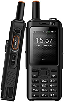 UNIWA Alps F40 Zello Walkie Talkie 4G Teléfono móvil IP65 ...