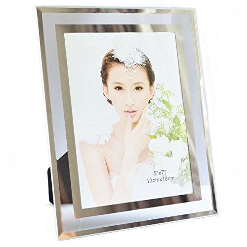 Gift garden 5 by 7 -Inch in Picture Frame Friends Gifts for 5x7 Photo Display