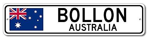 The Lizton Sign Shop Bollon, Australia Aluminum Australian