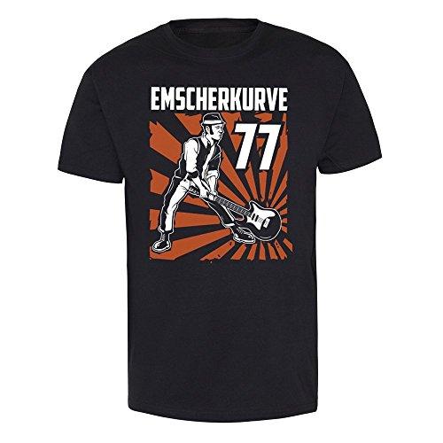"Emscherkurve 77 ""Skinhead on stage"" T-Shirt (S)"