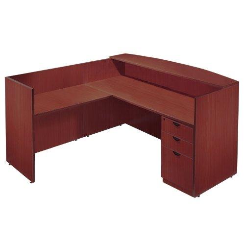 (Reception Desk Center, Desk, Return, File, 42