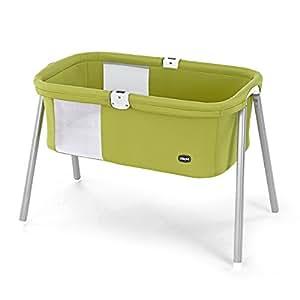 Amazon Com Chicco Lullago Travel Crib Green Baby