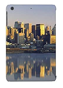 Fashion IRdVjxP1771NRiLy Case Cover Series For Ipad Mini/mini 2(new York City Reflection ) by lolosakes