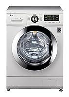 LG F 1496 QDA3 Frontlader Waschmaschine / A+++ / 7 kg / 1400 UpM /...