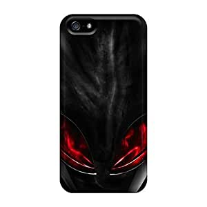 Awesome Alien Hd Flip Case With Fashion Design For Iphone 5/5s