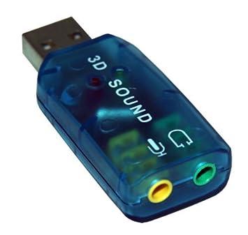 PC Trading - Tarjeta de sonido externa USB 2.0 (audio 7.1 ...
