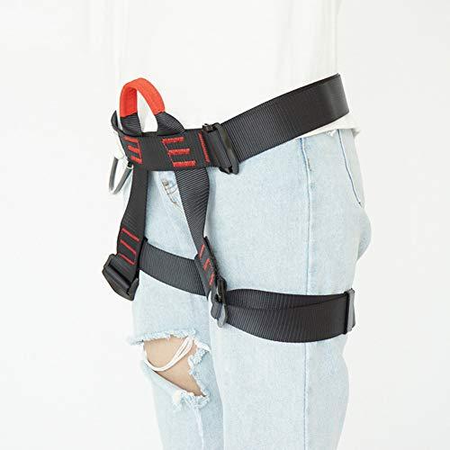 Outdoor Development Climbing Rock Climbing Downhill Belt Waist Leggings Safety Belt Spider-Work Half Body seat Belt by HENRYY (Image #4)