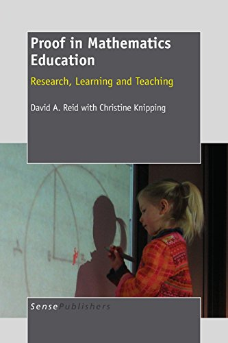 Proof in Mathematics Education: Research, Learning and Teaching