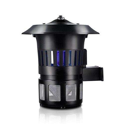 PENGFEI Lámpara Del Mosquito Plagas Repelente Interior Y Exterior Granja UV Luz Violeta 360 ° Tipo De Succión Comercial,...