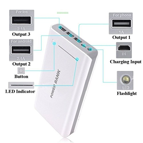 Portable Usb External Battery Charger - 7