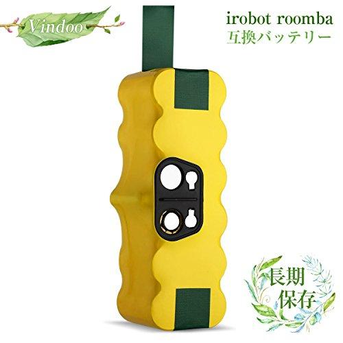 rumba 배터리 irobot 호환 배터리 rumba500 600 700 800시리즈 iRobot Roomba 니켈 수소 전지 3500mah 장시간 가동 1년 보증