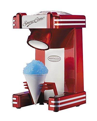 082677270023 - Nostalgia RSM702 Retro Series Single Snow Cone Maker carousel main 2