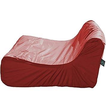 SitinPool Sit in Pool - Housse de pouf de piscine (Rouge)  Amazon.fr ... 0dd4a8e0ee51