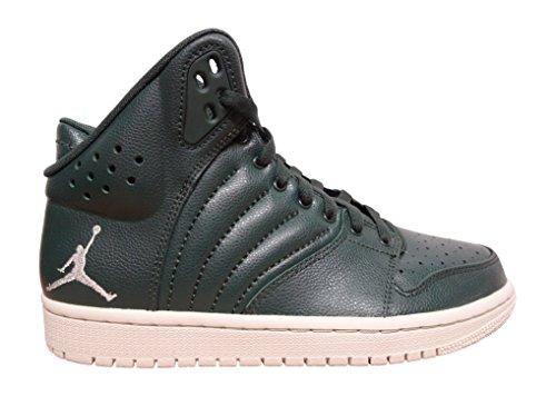 Nike Jordan 1 Flight 4, Zapatillas de Baloncesto para Hombre grove green light bone 300
