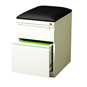 file cabinet seat hirsh industries 20 quot mobile seat box file 15349