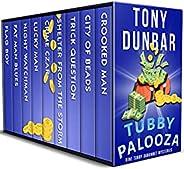 Tubbypalooza: Nine Rollicking Tubby Dubonnet Mysteries (English Edition)