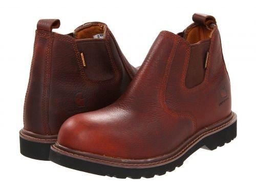 Carhartt(カーハート) メンズ 男性用 シューズ 靴 ブーツ 安全靴 ワーカーブーツ CMS4100 4