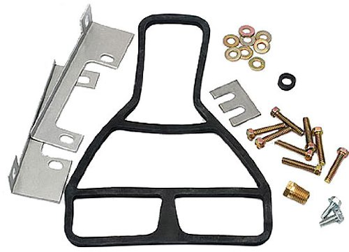 Zodiac R0304300 Gasket Header Replacement Kit for Zodiac Jandy Hi-E2 Pool and Spa Heater